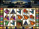 výherní automaty Aztec's Treasure RealTimeGaming