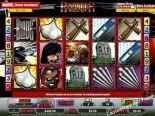 výherní automaty Blade CryptoLogic