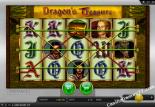 výherní automaty Dragon's Treasure Merkur