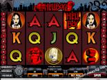 výherní automaty Hellboy Microgaming