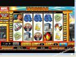 výherní automaty Iron Man CryptoLogic