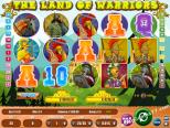 výherní automaty Land Of Warriors Wirex Games