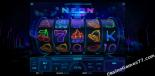 výherní automaty Neon Reels iSoftBet