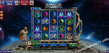 výherní automaty Space Robbers GamesOS