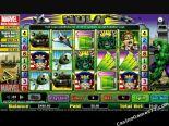 výherní automaty The Hulk CryptoLogic