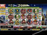 výherní automaty X-Men CryptoLogic